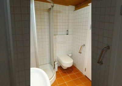 Badezimmer-Siel