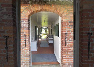 Eingangsbereich Haupthaus