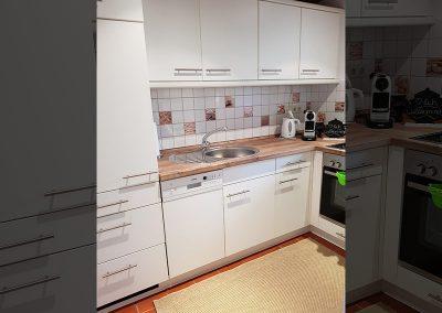 Küche Appartement Siel