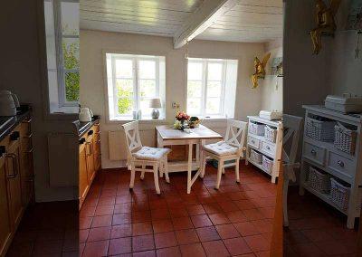 Küche-Haupthaus